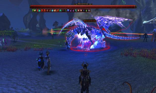 Драконы Neverwinter - самые опасные монстры в Тирании драконов