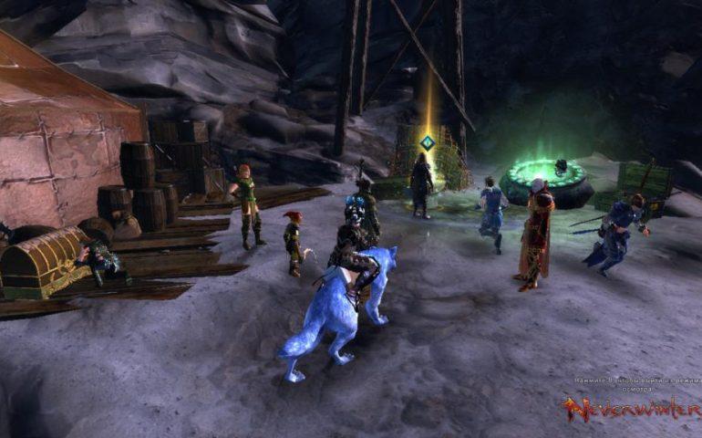Повышаем выживаемость чернокнижника в Neverwinter