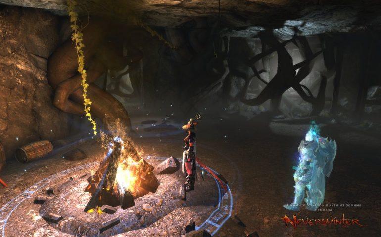 Новые общие пещеры в Neverwinter