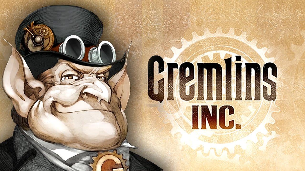 Gremlins Inc. - настольная сетевая игра, где делают пакости