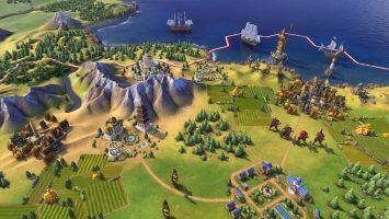 Пошаговая стратегия Civilization 6