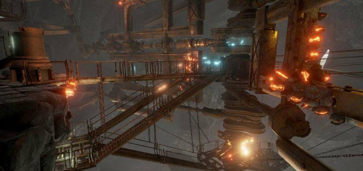 Obduction - приключенческая игра, продолжатель традиций Myst.