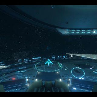 Star Citizen - видео с Gamescom
