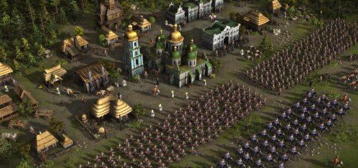 Казаки 3 - это классическая RTS, в которой сочетаются война, экономика, строительство и технологии. Игра - римейк первых Казаков.