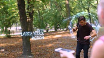ARG Maguss - Harry Potter в дополненной реальности