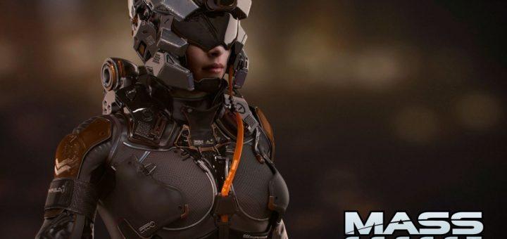 Новый ролик к Mass Effect: Andromeda рассказывает о планетах, напарниках и крафте