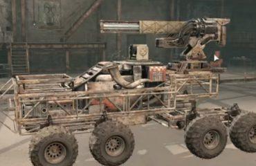 Crossout - импульсный ускоритель Скорпион