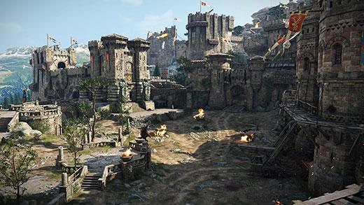 Закрытый бета-тест мультиплеерного экшена For Honor от Ubisoft пройдет 26-29 января.