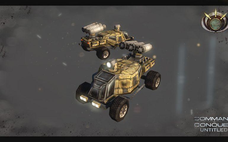 Конструируем и испытываем Rocket Buddy из Command & Conquer в Crossout.