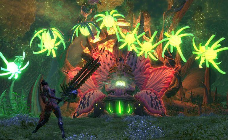 В Skyforge улучшена графика, изменен баланс и Элион готовится к вторжению фитонидов во главе с Махаваном.