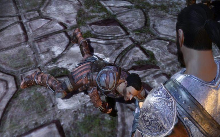Dragon Age: Origins - вспоминаем игру...
