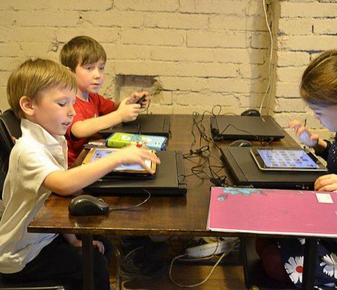 Программирование и игры детям