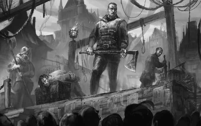 The Executioner - пытки прилагаются...