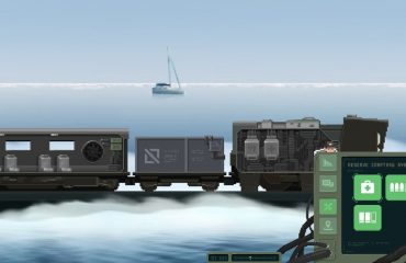 The Final Station - вагоны уплывают вдаль