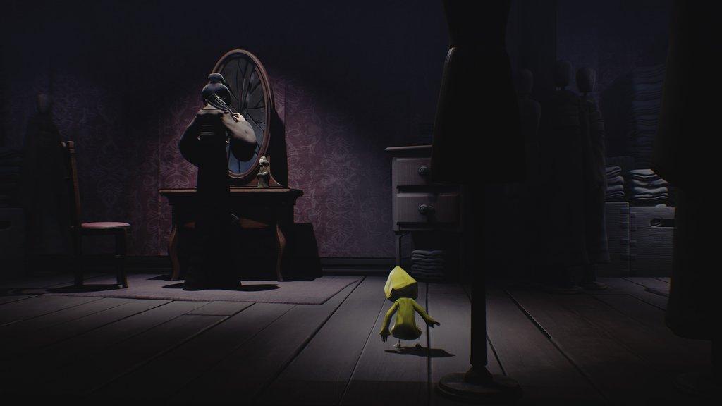 Хозяйка Чрева в Little Nightmares
