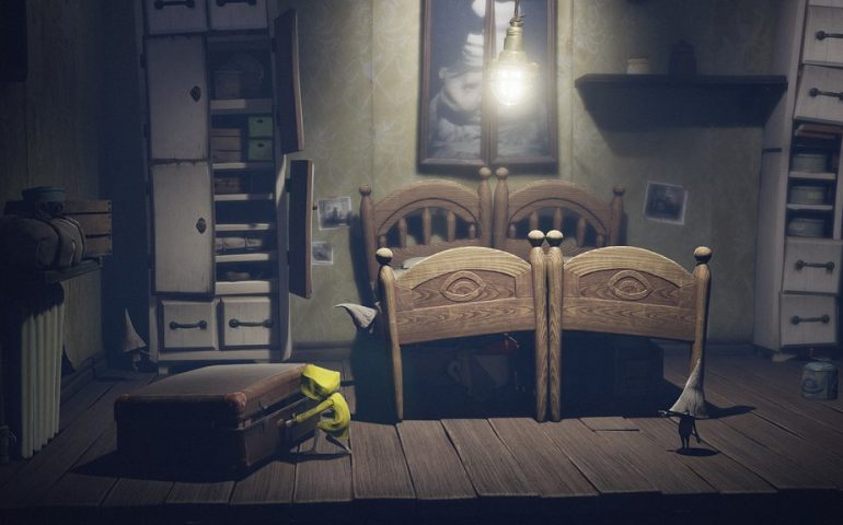 Little Nightmares - стелс-платформер в стиле Inside, Limbo с вкраплениями хоррора