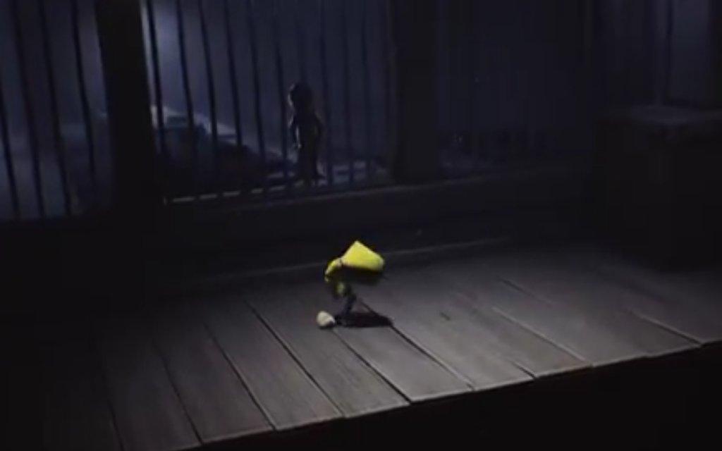 Little Nightmare - Шестой надо иногда кушать