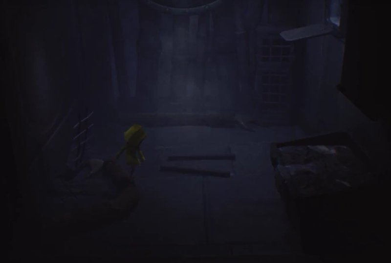 Little Nightmare - встреча со Сторожем