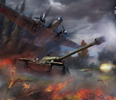 War Thunder в топ 30