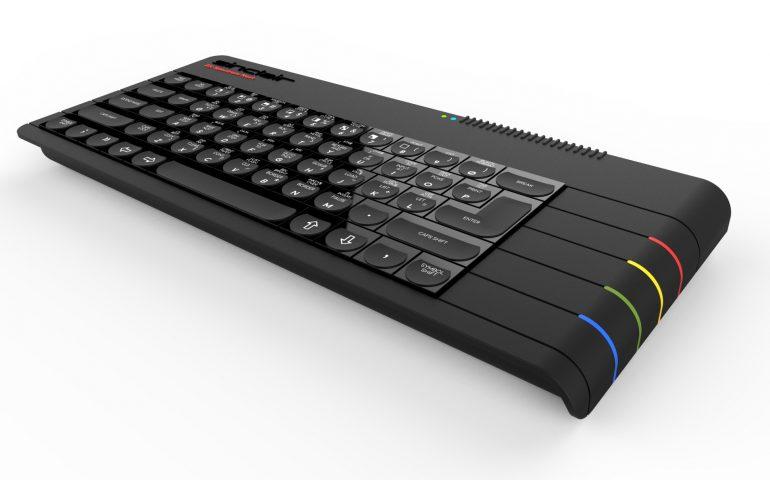 ZX Spectrum Next - возвращение бытового компьютера 1980-ых