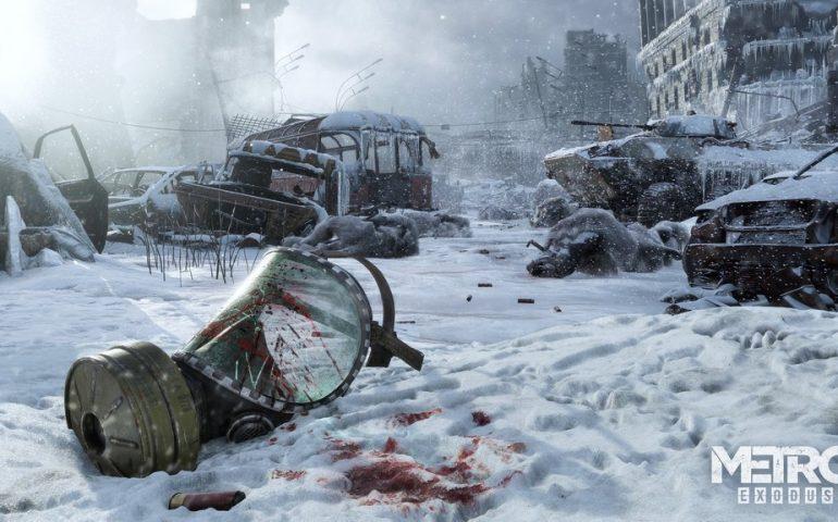 """На E3 компания 4A Games показала новое """"Метро"""" - сюжетный шутер с добавками экшена, действие которого происходит на территории России."""