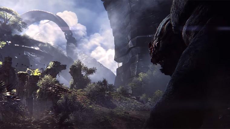EA и BioWare показали на выставке E3 геймплейный ролик нового проекта Anthem.