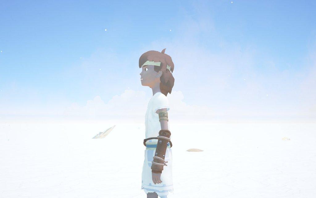 Rime - между главами игры показываются кат-сценки
