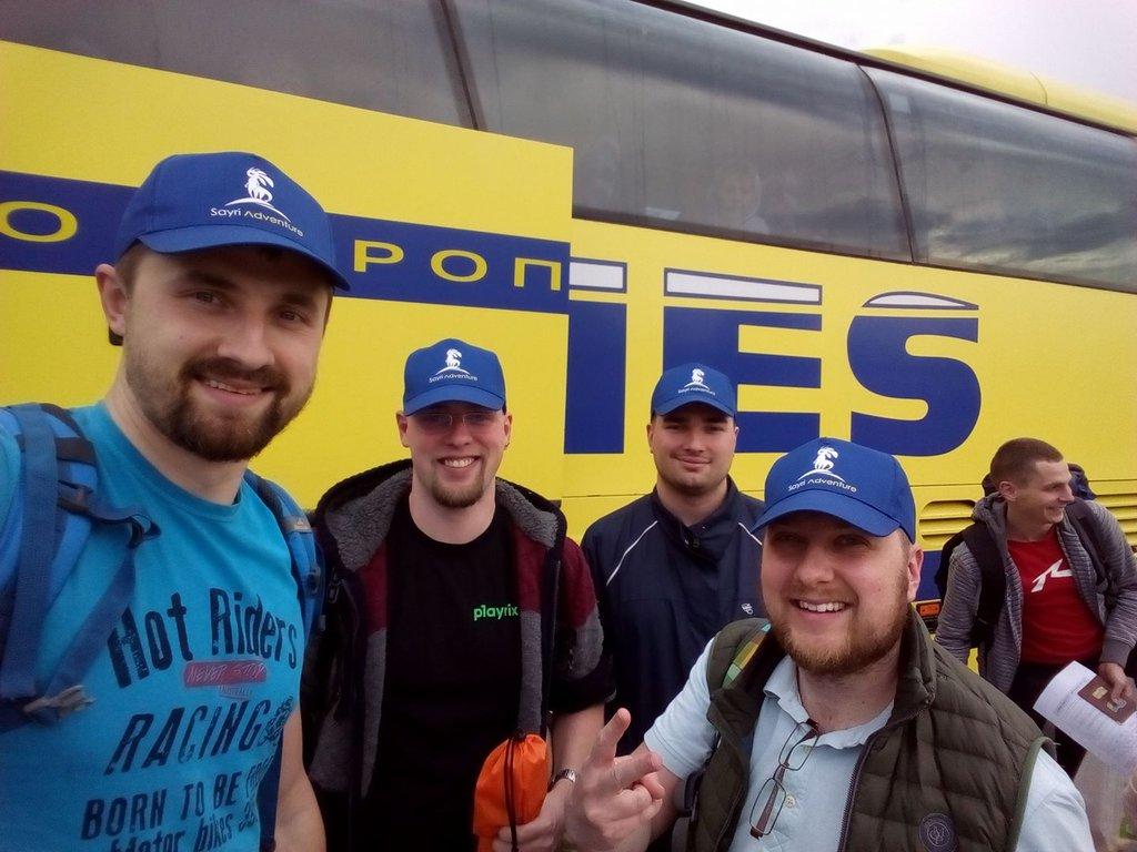 Украинская команда Vidloonnya Reborn